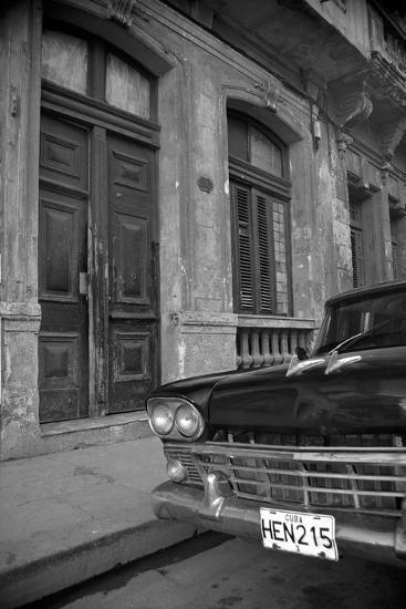 Havana I-Tony Koukos-Giclee Print