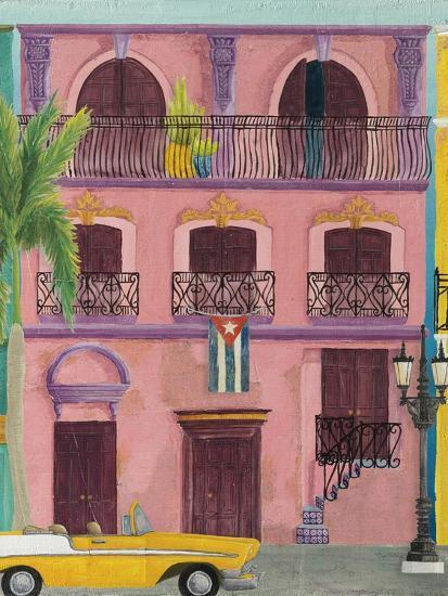 Havana II-Elyse DeNeige-Art Print