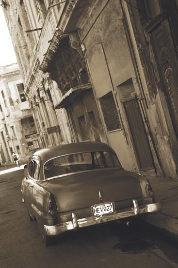 Havana III-Tony Koukos-Giclee Print