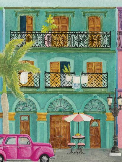 Havana III-Elyse DeNeige-Art Print