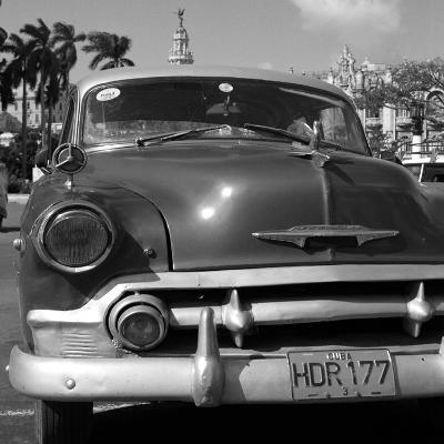 Havana VI-Tony Koukos-Giclee Print
