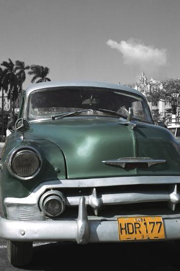Havana XVI-Tony Koukos-Giclee Print