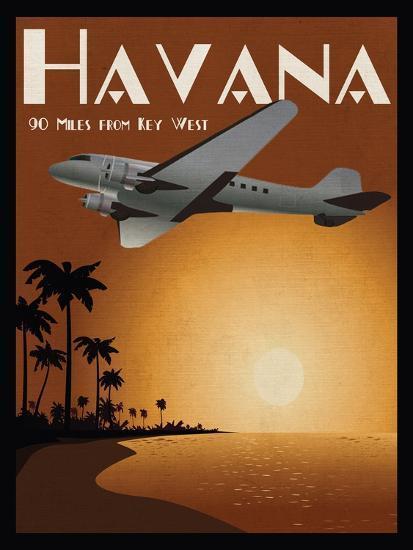 Havana-Jason Giacopelli-Art Print