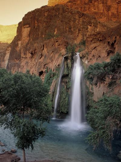 Havasu Falls, Grand Canyon, AZ-Cheyenne Rouse-Photographic Print