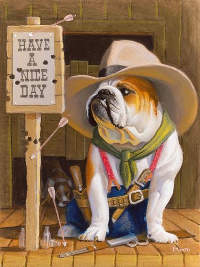 Have A Nice Day-Bryan Moon-Premium Giclee Print