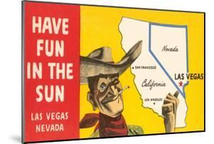 Have Fun in the Sun, Las Vegas, Map, Nevada