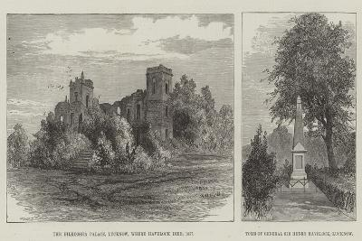 Havelock in Lucknow--Giclee Print