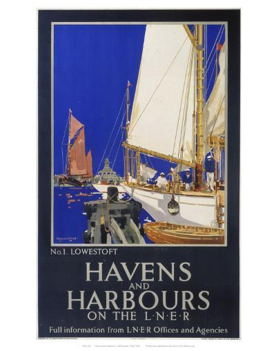 Havens and Harbours--Art Print
