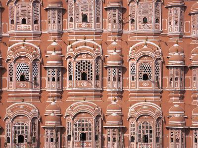 Hawa Mahal (Palace of Winds), Jaipur, Rajasthan, India-Keren Su-Photographic Print