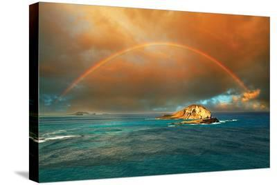 Hawaii Dreaming I--Stretched Canvas Print