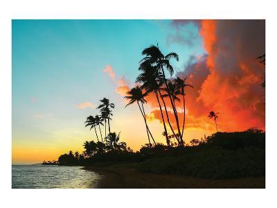 Hawaii Dreaming II HDR--Art Print