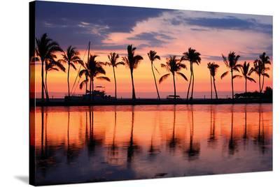 Hawaii Dreams III--Stretched Canvas Print