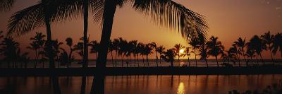 Hawaii Islands, Waikoloa, View of Anaehoomalu Bay-Douglas Peebles-Photographic Print