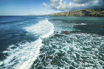 Hawaii Kai Waves-Cameron Brooks-Photographic Print