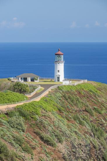 Hawaii, Kauai, Kilauea Lighthouse-Rob Tilley-Photographic Print