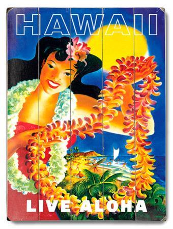 Hawaii Live Aloha