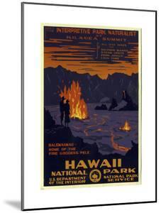 Hawaii National Park