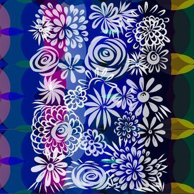 Hawaiian Floral-Marian Nixon-Art Print