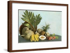 Hawaiian Tropical Fruits