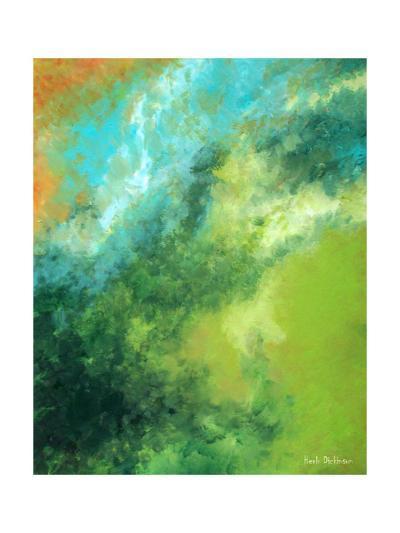 Hawiian Morning-Herb Dickinson-Art Print