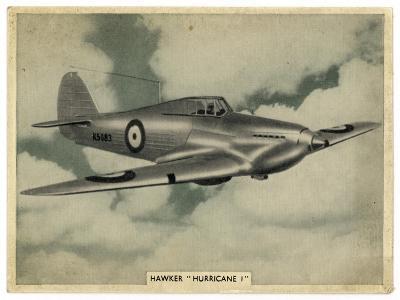 Hawker 'Hurricane'--Photographic Print