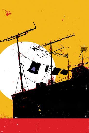 Hawkeye #22-David Aja-Art Print