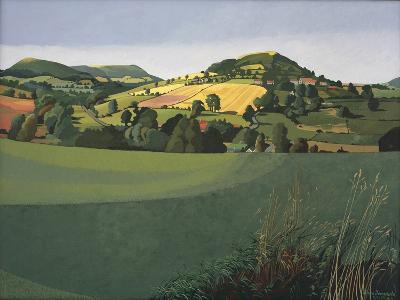 Hawnby, Yorkshire-Anna Teasdale-Giclee Print