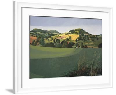 Hawnby, Yorkshire-Anna Teasdale-Framed Giclee Print
