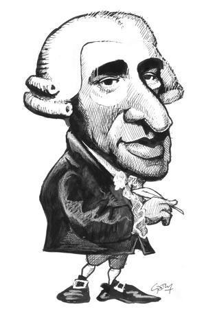 Haydn-Gary Brown-Giclee Print