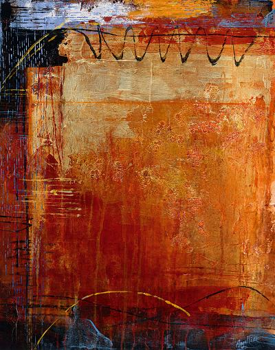 Haywire I-Angellini-Giclee Print