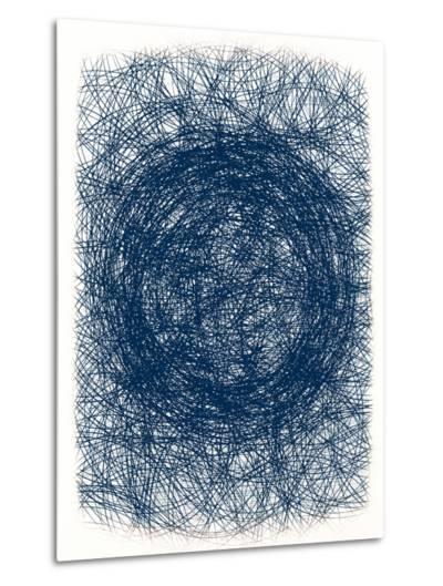 Haze-Petr Strnad-Metal Print