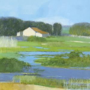 American Farm by Hazel Barker