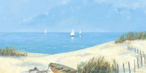 Blue Haven Bay II by Hazel Barker