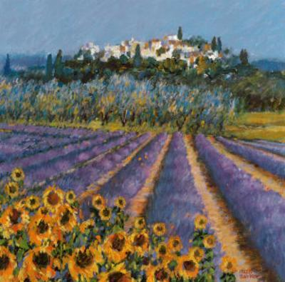 Hill Town, Provence
