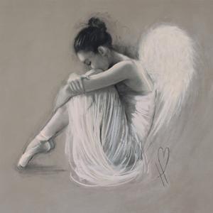 Angel Wings IV by Hazel Bowman
