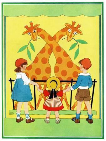 Giraffes - Child Life