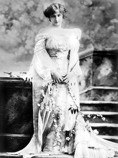 Hazel Thomson, Actress, 1900s--Giclee Print