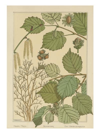 Hazel Tree-M^P^ Verneuil-Art Print