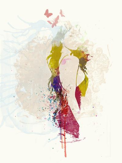 Hazy Dream-NaxArt-Art Print
