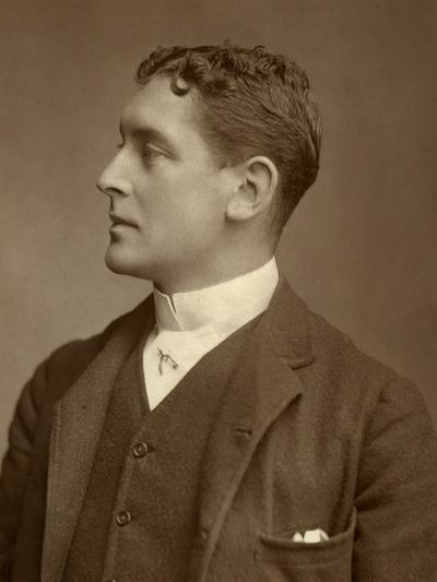 Hb Conway, British Actor, 1888-Window & Grove-Photographic Print