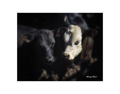 He?s My Brother (color)-Barry Hart-Art Print