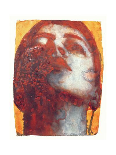 Head, 2000-Graham Dean-Giclee Print