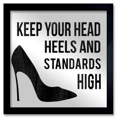 Head and Heels Mirror
