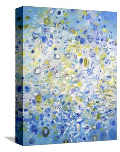 Head in the Sky-Jessica Torrant-Stretched Canvas Print