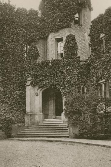 Head-Master's House, Rugby--Photographic Print