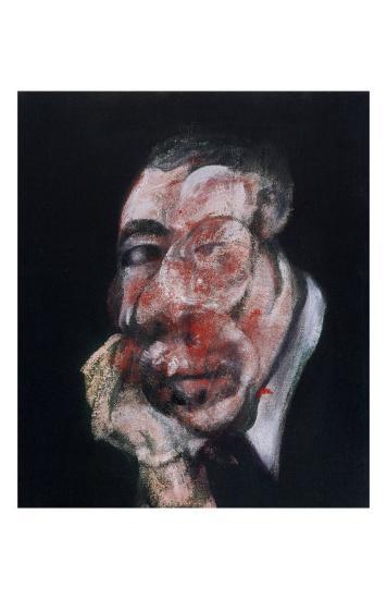Head no. 3, c.1961-Francis Bacon-Art Print