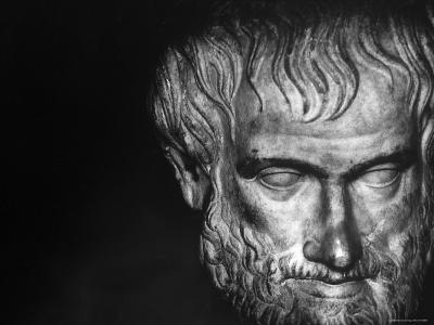 Head of Aristotle-Gjon Mili-Photographic Print