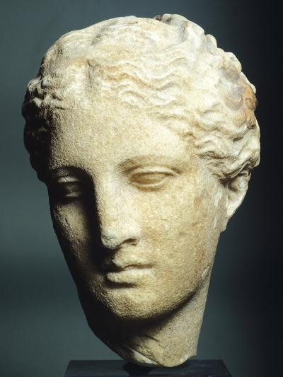 Head of Atalanta--Giclee Print