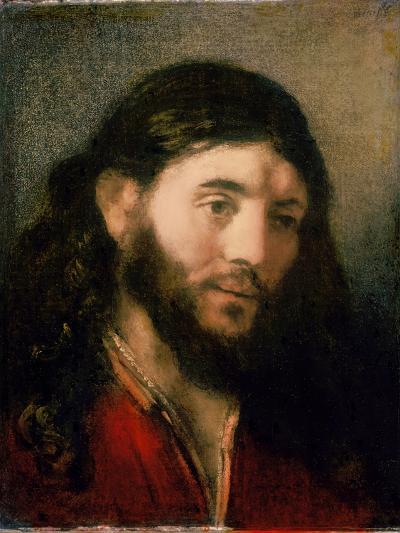 Head of Christ-Rembrandt van Rijn-Giclee Print