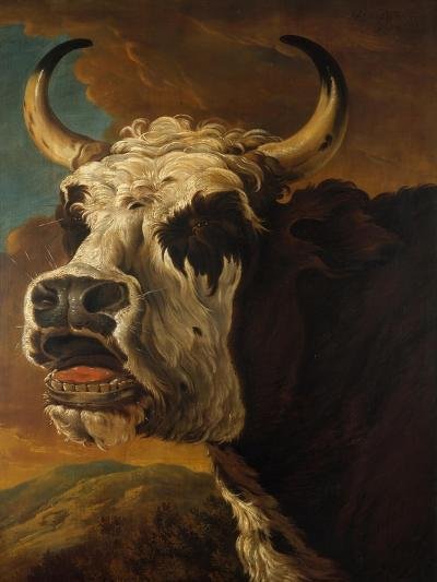 Head of Cow-Paul Potter-Giclee Print